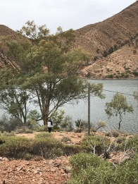 Aroona Dam - Leigh Creek Water Supply